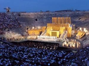 Nabucco in Verona